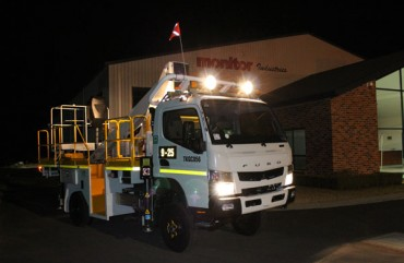 Monitor GSR E148T Truck Mounted Boom Lift