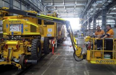 Monitor RR14 Rail Road Boom Lift